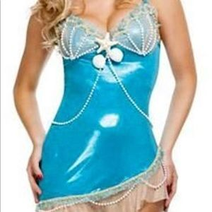 sexy mermaid halloween costume - small